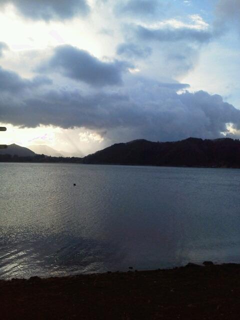 山中湖、河口湖バス釣りガイド。早野剛史-1333203227149.jpg